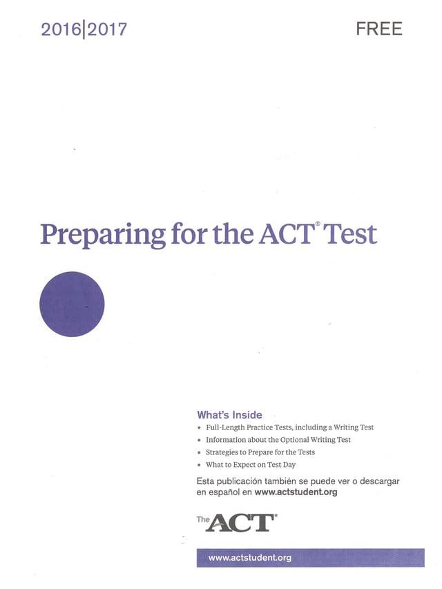 idea act essay