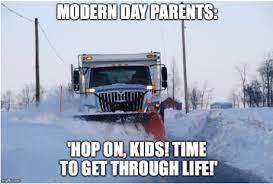 snowplow parenting